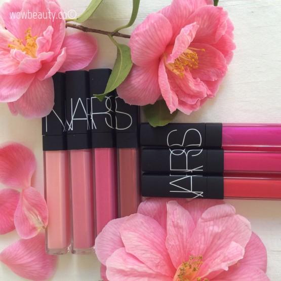 WOW BEAUTY loves...NARS Lip gloss
