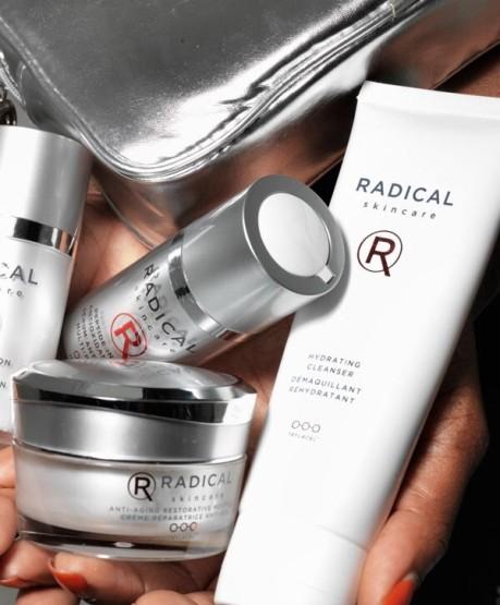 WOW beauty tried.... Radical Skincare