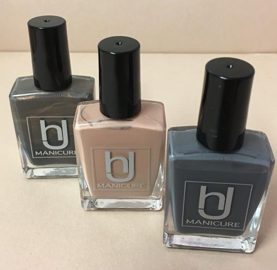 WOW Beauty tried.... HJManicure nail polish