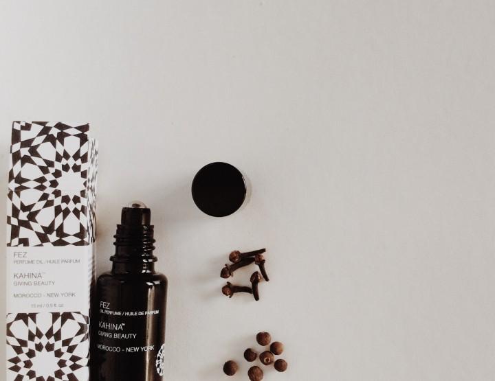 WOW BEAUTY TRIED..... Kahina Fez perfume oil