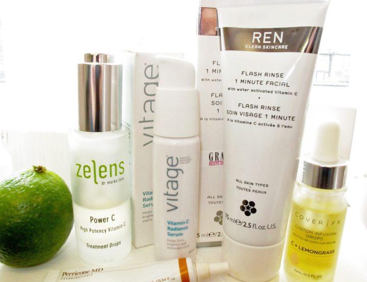 Want brighter skin? You need a Vitamin c serum