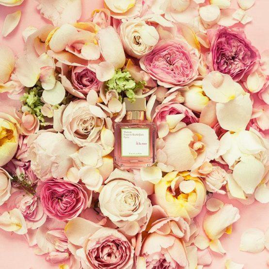 Maison Francis Kurkdijan A la Rose perfume .... Oh YES!