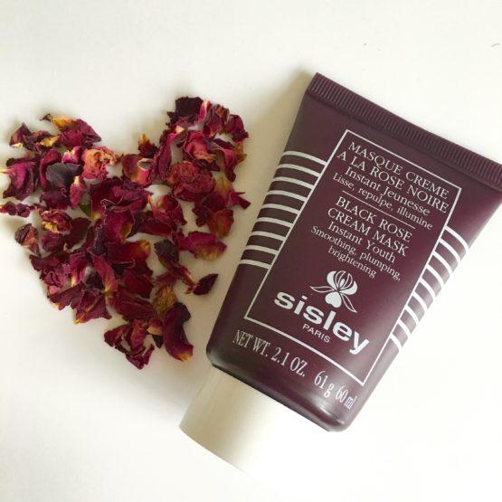 Sisley Black Rose Cream Mask works like magic!