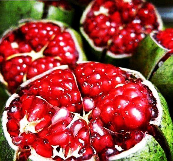 Wellness zone: Pomegranate power!
