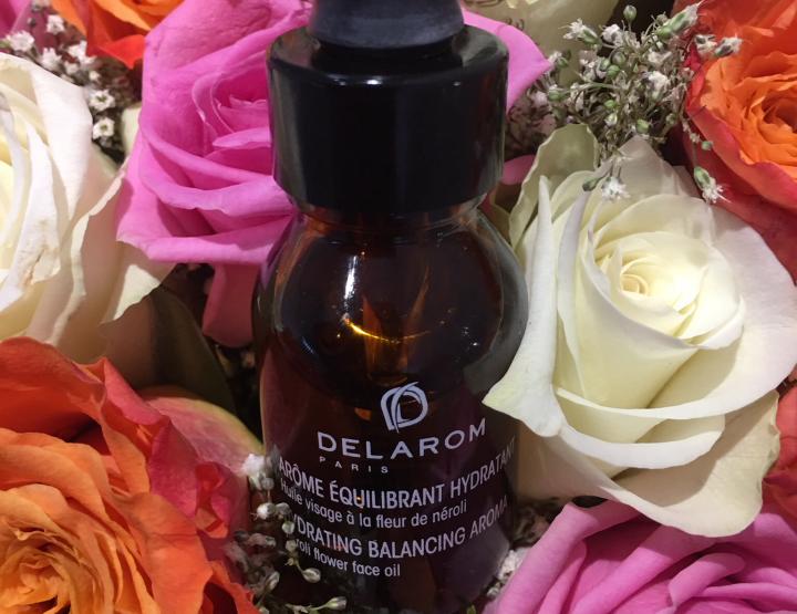 Delarom Hydrating Balancing Aroma with Neroli Flower