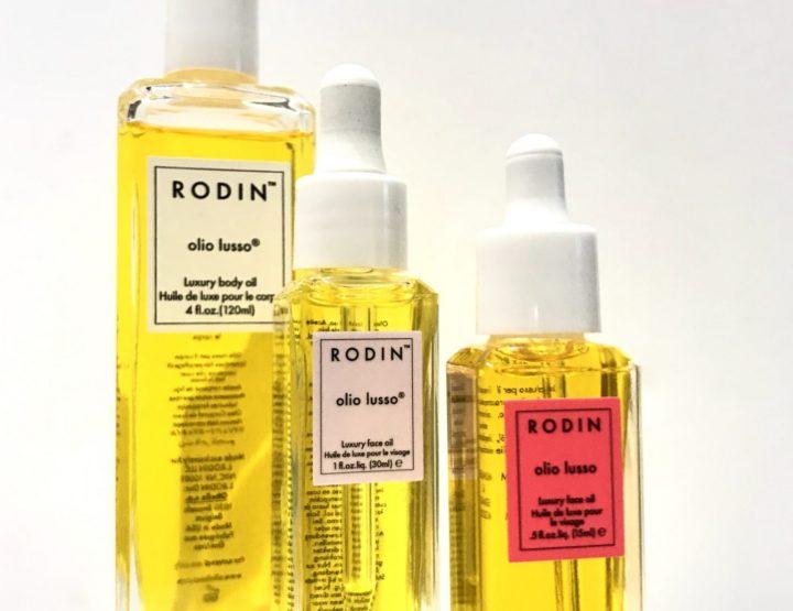Rodin Olio Lusso Luxury Oils | Brand Focus