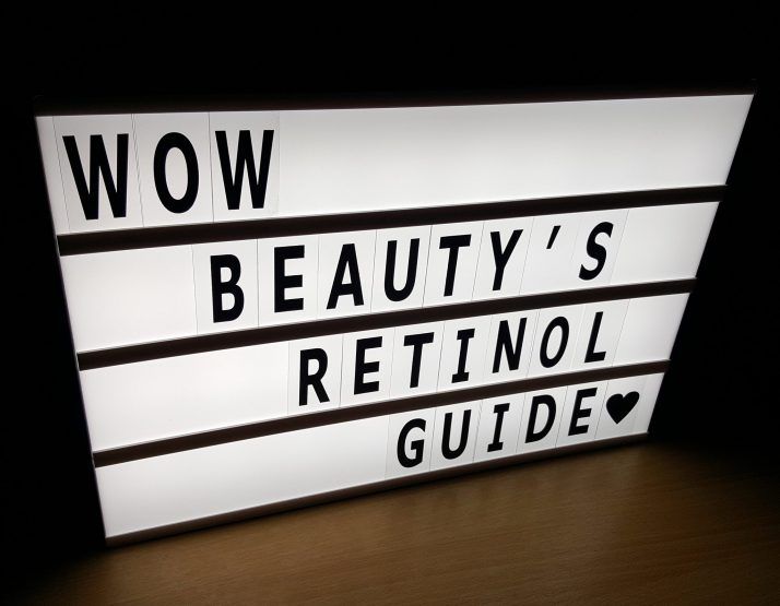 Ingredients Index: Retinol Part 1
