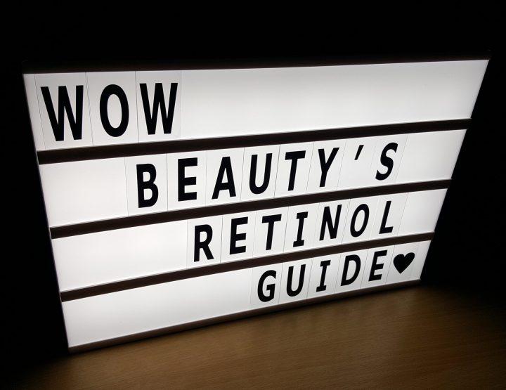 Ingredients Index: Retinol Part 1