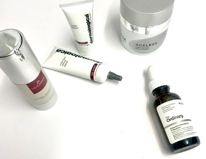 R is for Retinol…