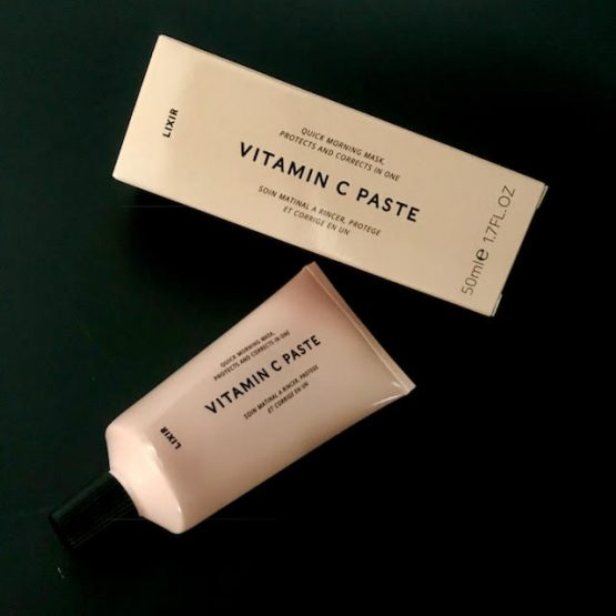 Get Glowing with Lixir Vitamin C Paste!