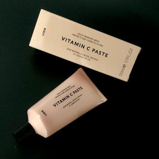 Get Glowing with Lixir Vitamin C Paste!