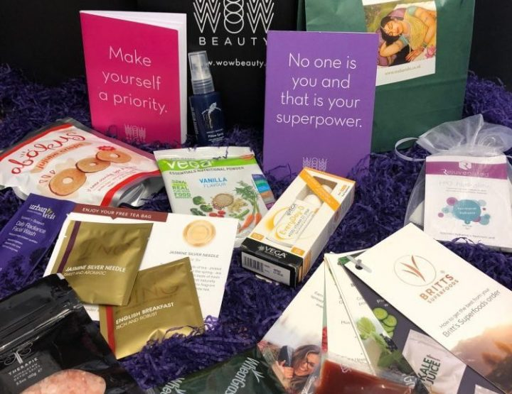 The Wellbeing Zone 'Self Care Goody Bag'