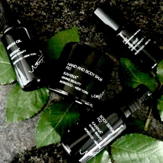Kahina Giving Beauty | Brand Focus