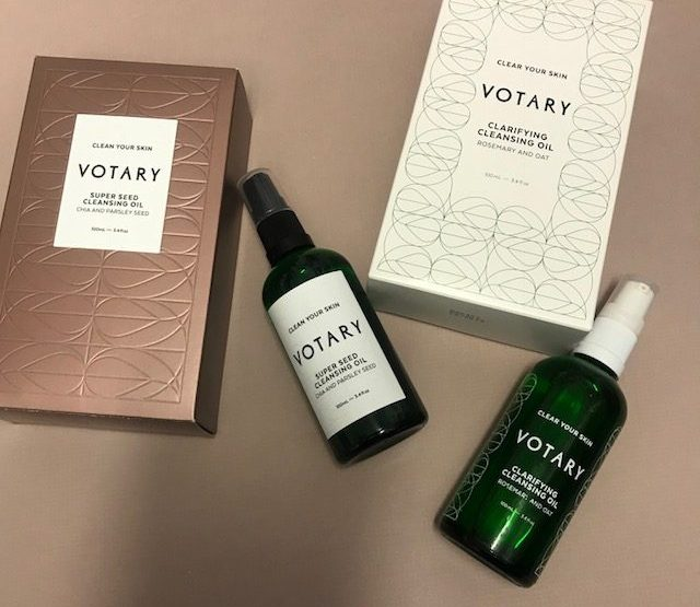 Cleansing Oil? It's all about Votary!