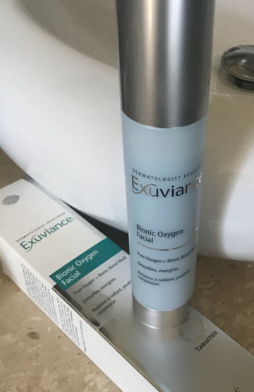 Need a Radiance Boost? Try Exuviance Bionic Oxygen Facial!