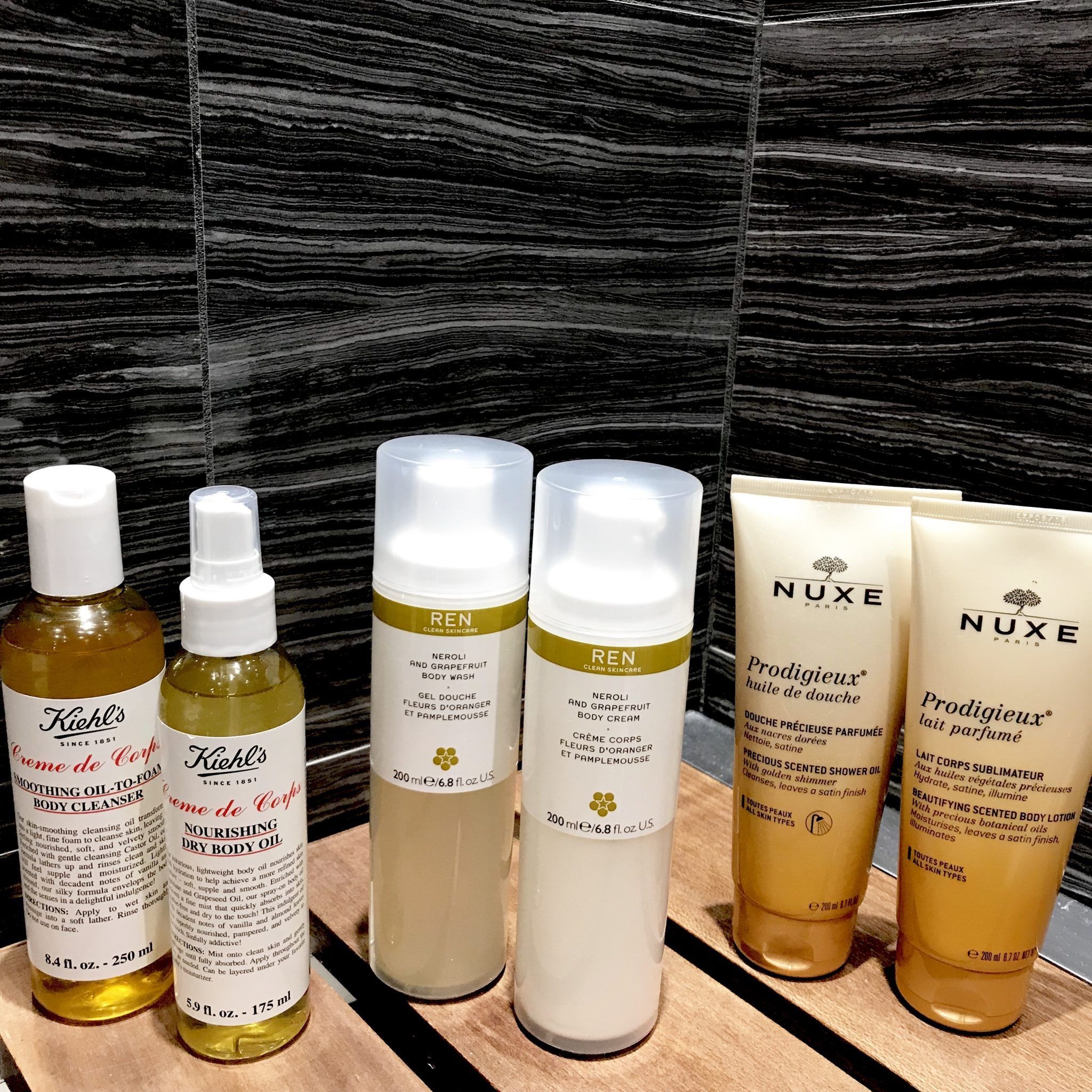 kiehls oil and cleanser