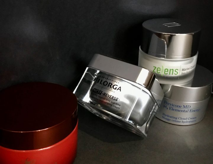 Innovative face creams with impact!