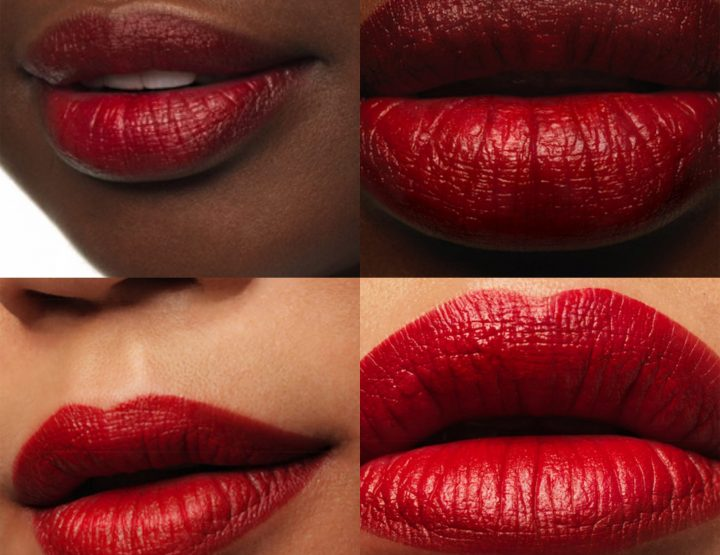 The Ultimate Red Lip Edit