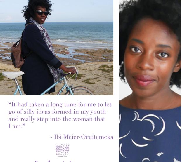 My Beauty Journey with Ibi Meier-Oruitemeka