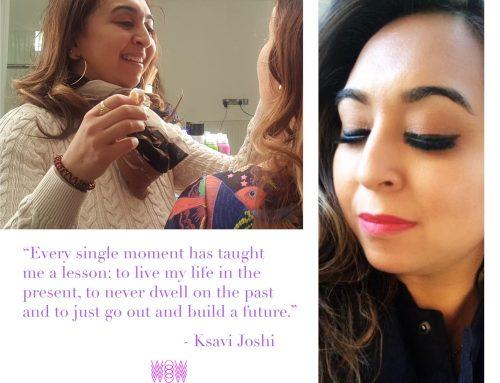 My Beauty Journey with Ksavi Joshi