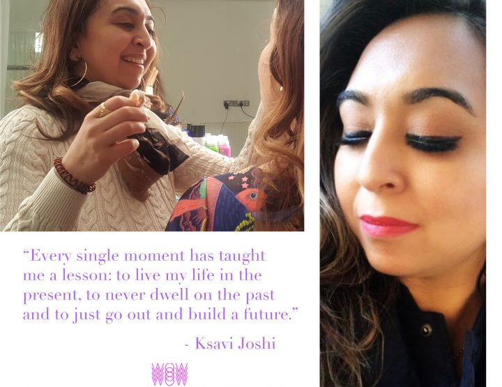 My Beauty Journey with Ksavi Joshi