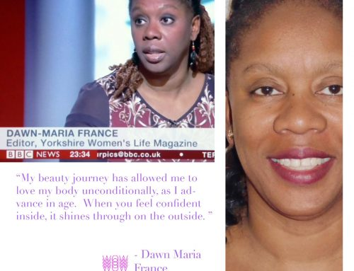 My Beauty Journey with Dawn-Maria France
