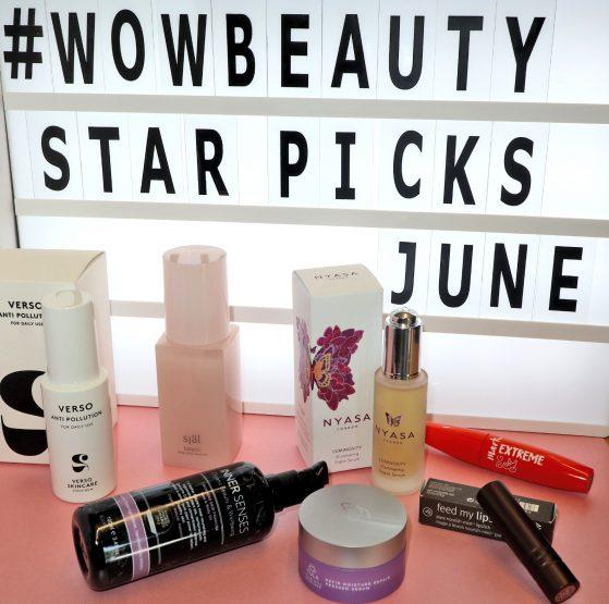 Wow Beauty Star Picks – June 2018