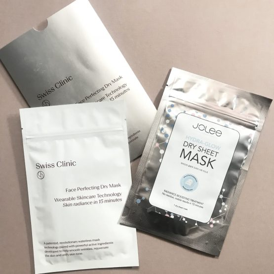 Need a Skin Boost? Try a Dry Sheet Mask