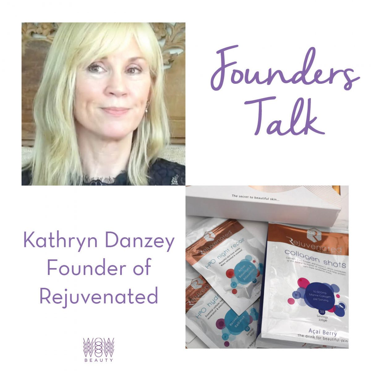 Kathryn Danzey founders talk