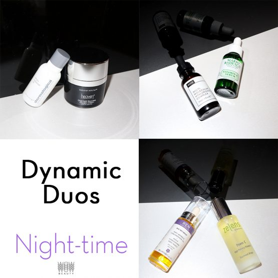 Dynamic Duos for Night-time Skincare