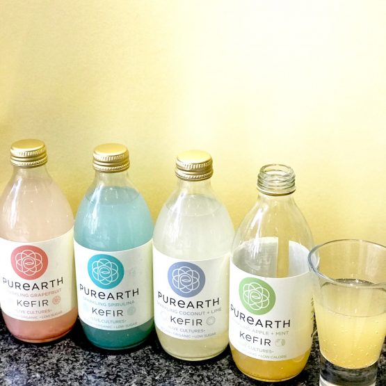Drink your way to gut health with Pure Earth Kefir!