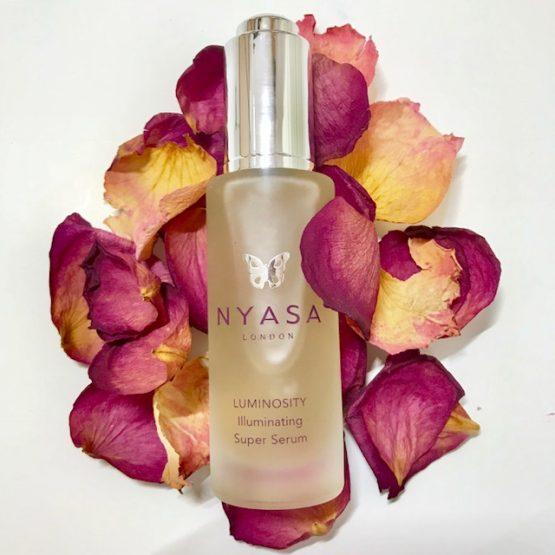 Illuminate your skin with Nyasa!