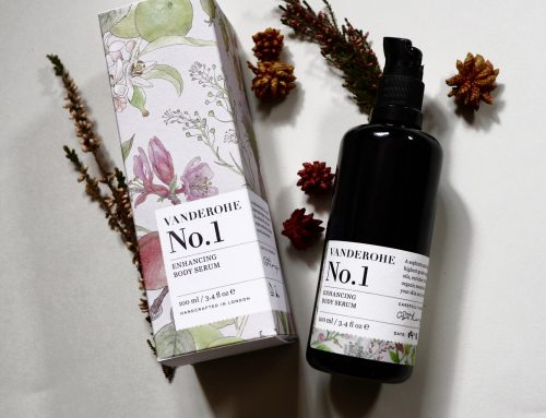 Vanderohe Body Serum – An elixir for the body and spirit