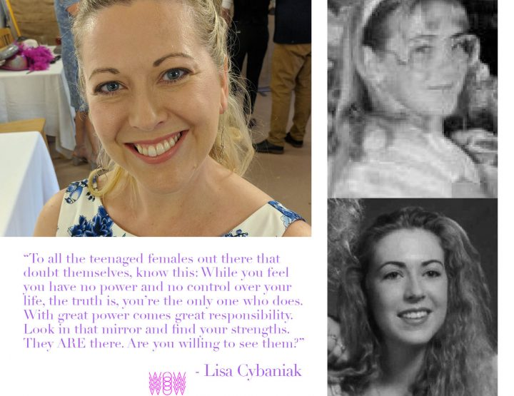 My Beauty Journey with Lisa Cybaniak