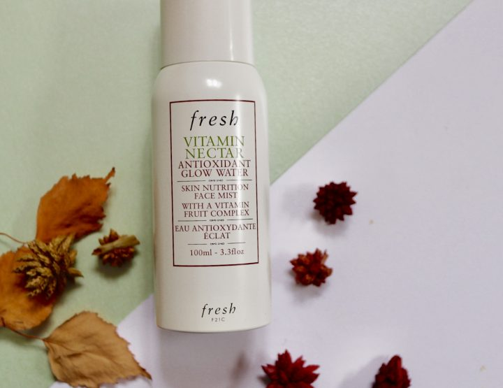 Boost your skin with Fresh's Vitamin Nectar Mist!