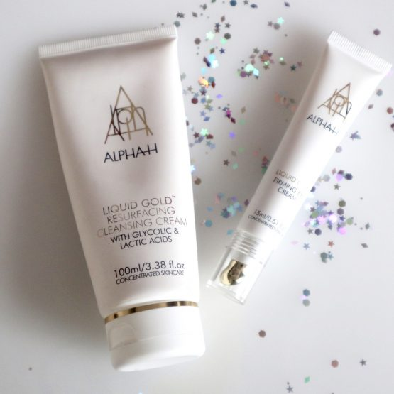 Cleanse and Glow with Alpha-H!