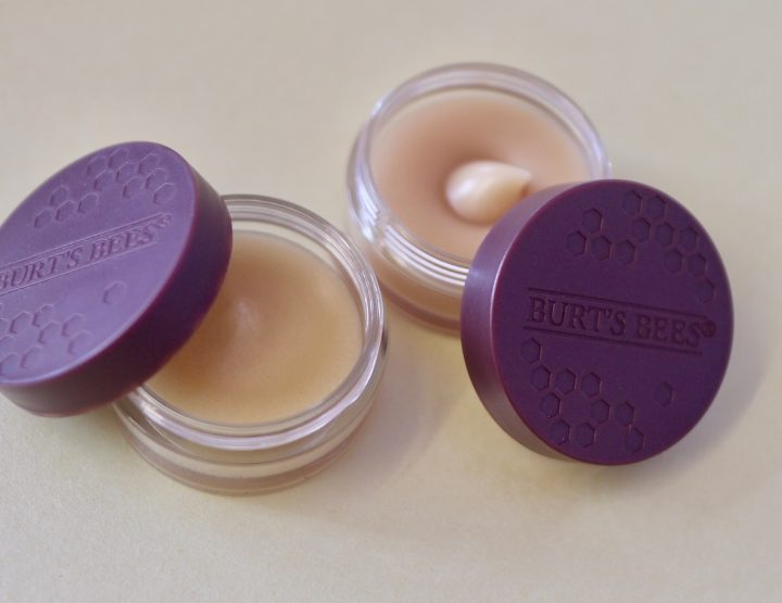 Silky-smooth lips with Burts Bees!