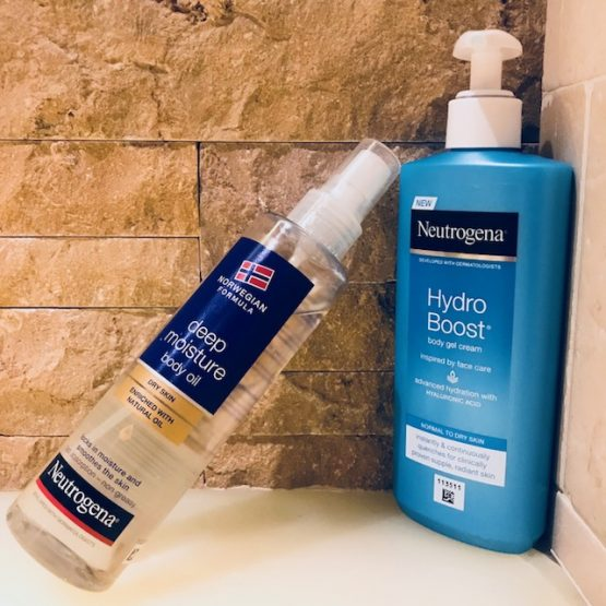 Neutrogena's Post-Holiday Skin Saviours