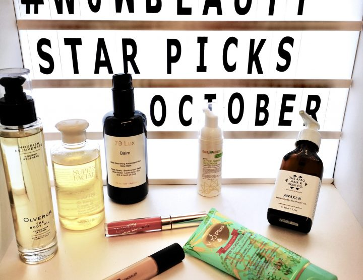 Wow Beauty's Star Picks – October 2018