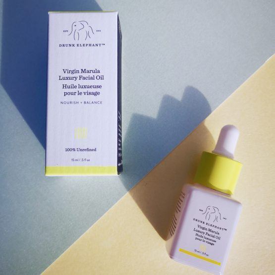 What's to love about Drunk Elephant's Marula Oil?