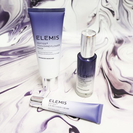 Revitalise your skin with the Elemis Peptide range!