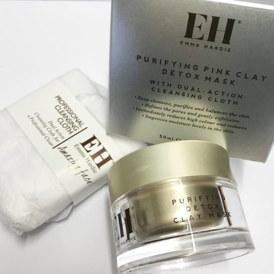 Deep Clean AND Moisturise with Emma Hardie's Clay Mask!