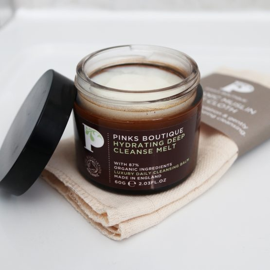 Pinks Boutique's Hydrating Deep Cleanser