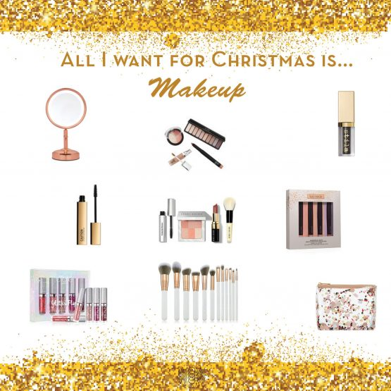 All I Want for Christmas is... Makeup