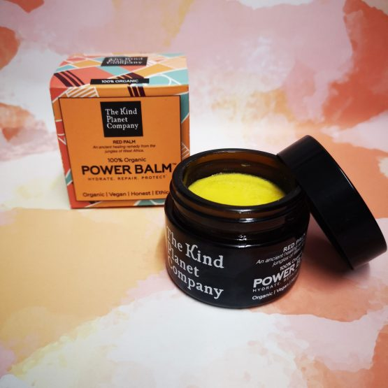 Ethical Palm Oil? Here's Power Balm!