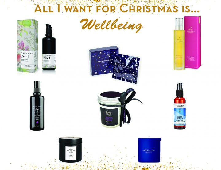 All I want for Christmas is... Wellbeing
