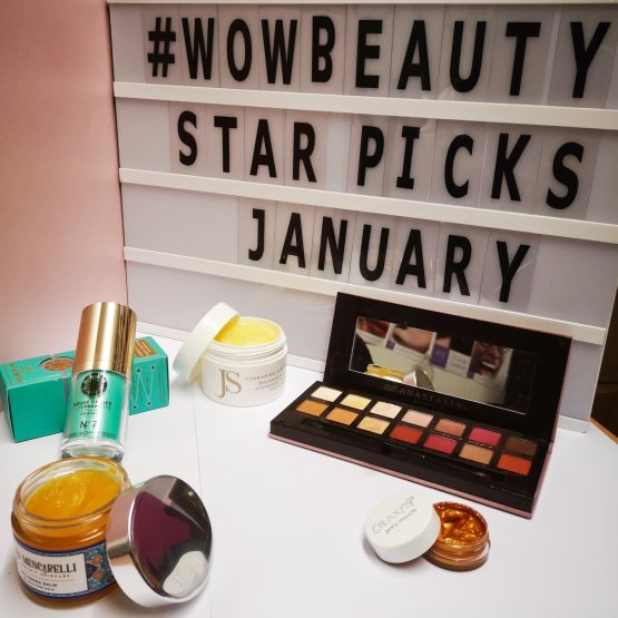 Wow Beauty's Star Picks – January 2019