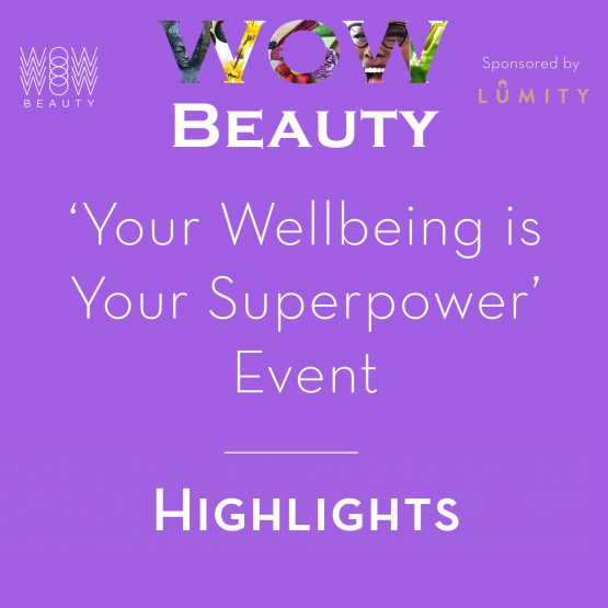 Your Wellbeing is Your Superpower Event - Highlights