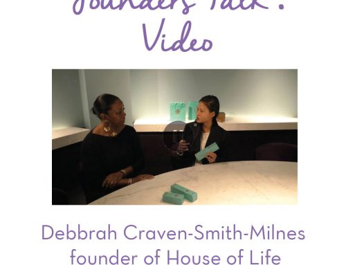 Founders Talk with Debbrah Craven-Smith-Milnes of House of Life
