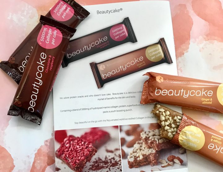 Feed your skin with Beauty Cake by Rejuvenated!